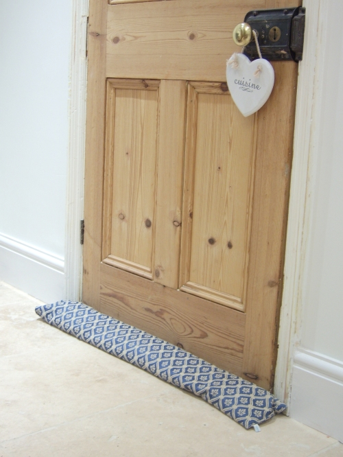 Patterned Draught Excluder
