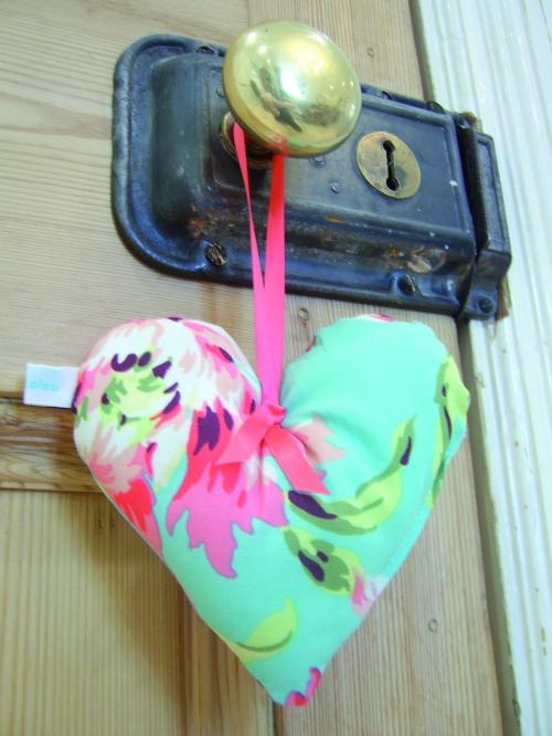 Boudoir heart