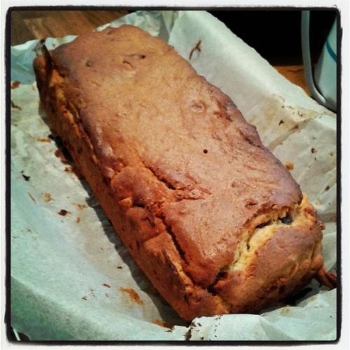 Easiest Gluten-free Banana Loaf