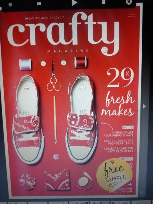 Crafty magazine