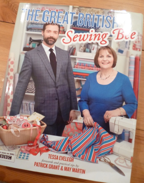 Great British Sewing Bee - the book