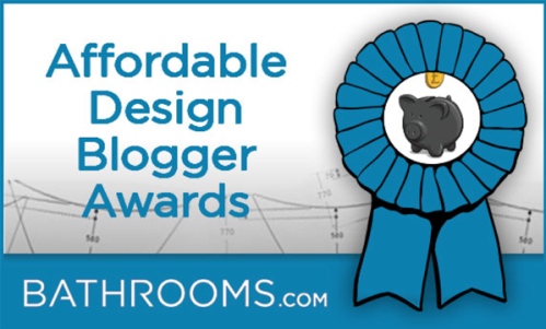 Affordable Design Blogger Awards 2013