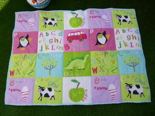 Handmade Baby's Playmat